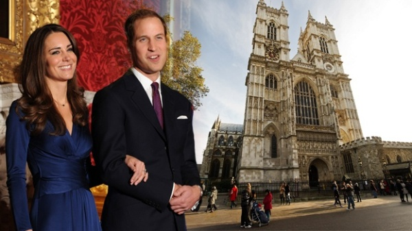 Boda real William y Kate