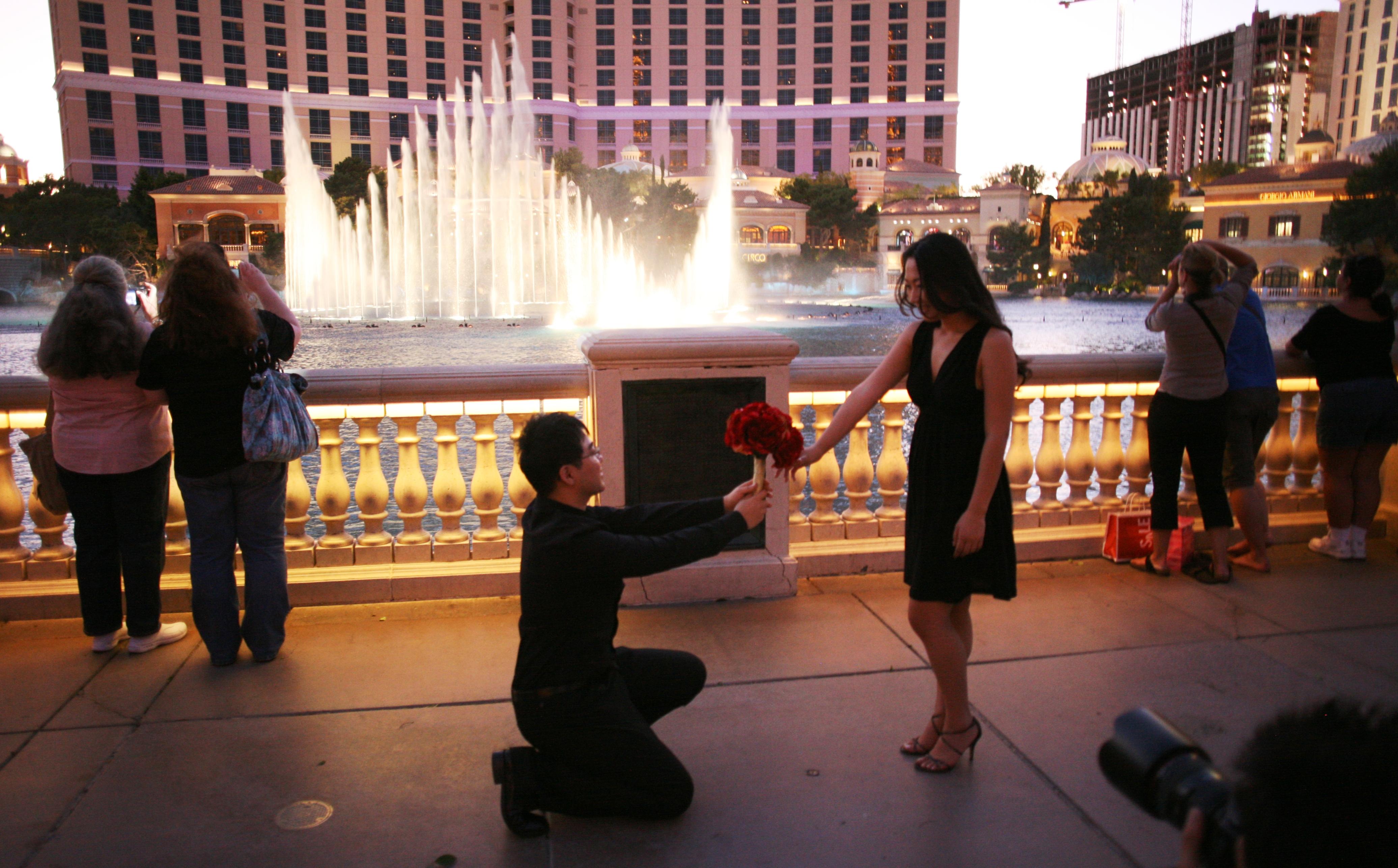 Explora todo tu mundo d nde y c mo proponer matrimonio - Lugares originales para casarse ...