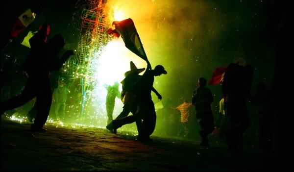 para todo mexicano el mes de septiembre es sinonimo de fiesta en
