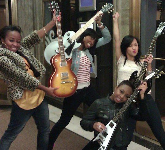 En el hotel Hard Rock en Chicago te sentirás una estrella del rock