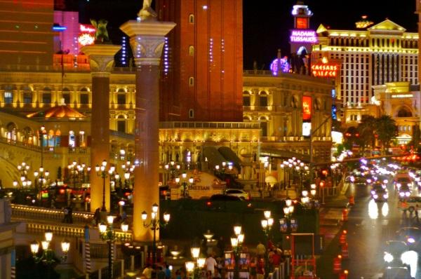 Las Vegas Strip, lugar anfitrión para festejar el 15 de septiembre