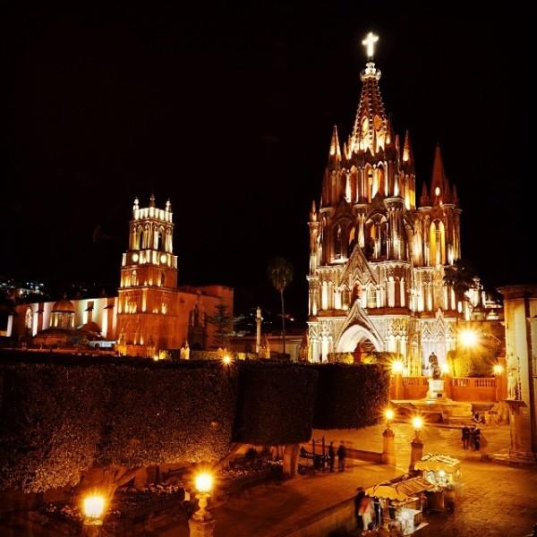 Descubre los Tesoros Coloniales de México