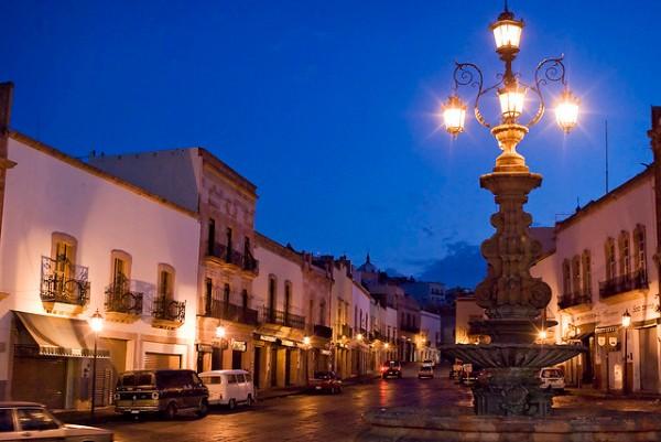 Conoce el centro histórico de Zacatecas